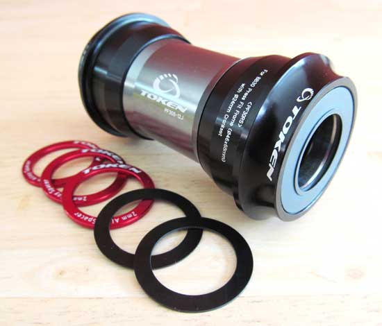 BOTTOM BRACKET TK-PF30RS black