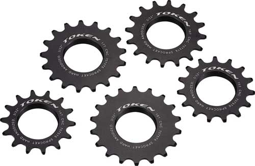 ALLOY TRACK SPROCKET 15T