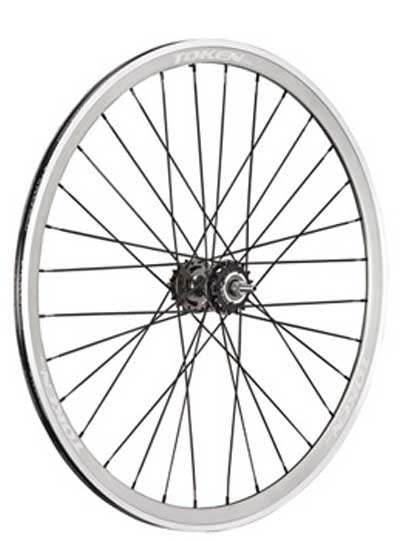 TRACK CLINCHER WHEELSET grey