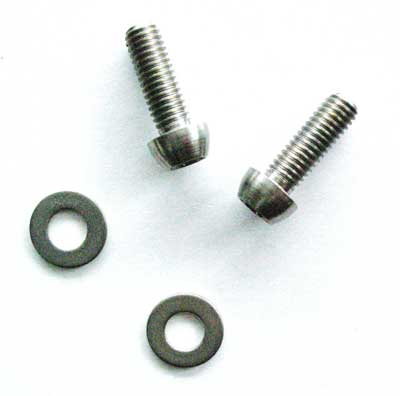 V BRAKE TI BOLT SET