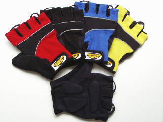 SHORT FINGER GEL GLOVES